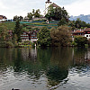 Gerda, Switzerland - Lake and Village