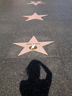 Los Angeles - Bob Hope Star