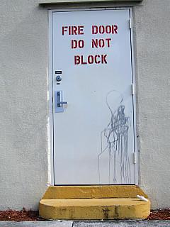 Miami - Fire Door