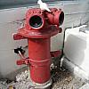 Miami - Red Hydrant