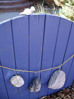 Santa Fe - Purple Fence