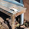Santa Fe - Worn Bench