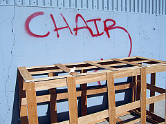 San Francisco - Chair