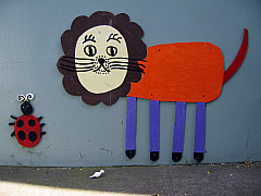 San Francisco - Lion