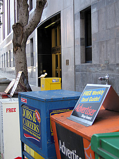 San Francisco - News Stand