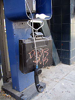San Francisco - Pay Phone