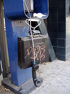 San Francisco - Pay Phone