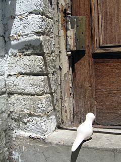 San Francisco - Rust Door
