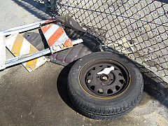 San Francisco - Tire