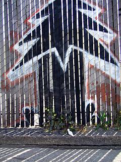San Francisco - Tree Fence