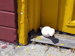 San Francisco - Yellow Door