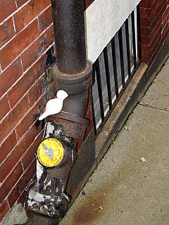 Boston - Brick Drain Pipe