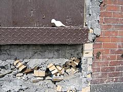 Boston - Freight Door