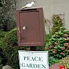 Boston - Peace Garden