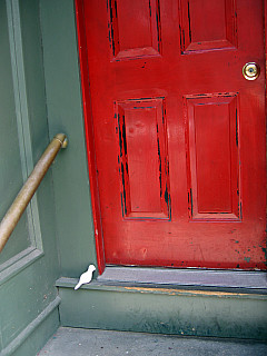Boston - Red Door