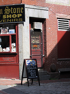 Boston - Stone Shop