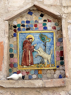 Italy, Assisi - St. Francis Shrine