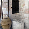 Italy, Assisi - Wooden Barrel