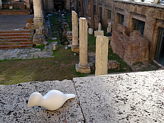Italy, Rome - Ruins