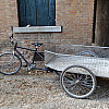 Italy, Venice - Bike Cart 2