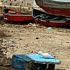 Morocco - Boat Yard