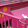 New York - Pink Rail