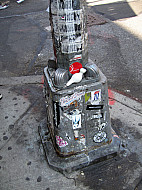 New York - Pole Stencils
