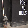 New York - Post No Bills