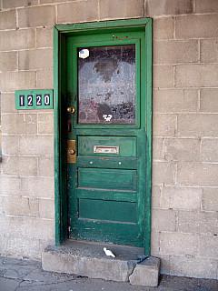 Omaha - 1220 Door