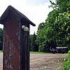 Rochester - Bird House Post