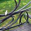 Rochester - Iron Bench