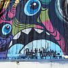Savannah, Georgia - Creature Graffiti