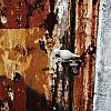Savannah, Georgia - Rust Hinge