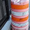Savannah, Georgia - Traffic Barrel