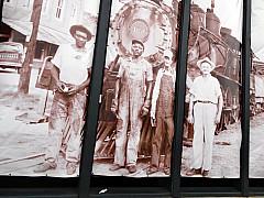 Savannah, Georgia - Train History