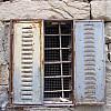 Israel - Old City Steel Window