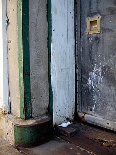 Rhode Island - Garage Door