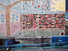 Rhode Island - Mural Wall