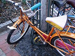 Rhode Island - Orange Bike
