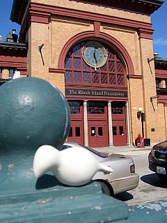 Rhode Island - Trainstation