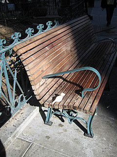 Seattle - Bench