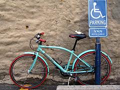 DNC - Blue Bike