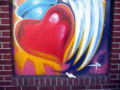 DNC - Heart Graffiti