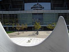DNC - Invesco Field Entrance