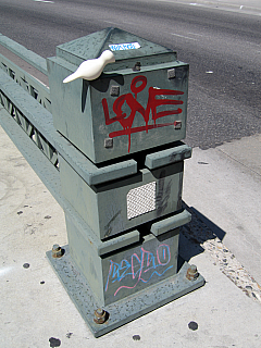DNC - Love Graffiti