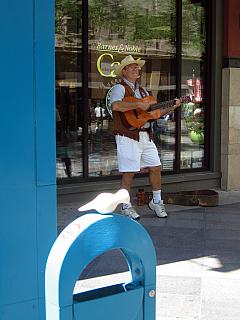 DNC - Street Singer