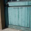 Germany - Teal Door