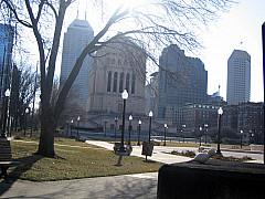 Indianapolis - City Skyline