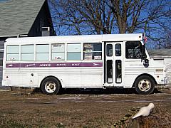 Indianapolis - Jesus Bus