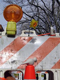 Portland - Caution